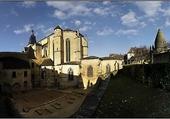 Vue de la cathédrale saint sacerdos