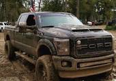 Puzzle ford 250