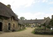 Puzzle village d'autrefois