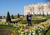 Puzzle le château de Versailles a paris