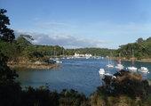 Riec sur Belon en Bretagne