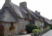 village de chaumières