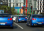 Puzzle Nissan Skyline R34