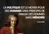 selon Voltaire