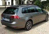 VW Golf SW