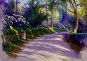 chemin romantique