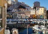 Vallon des Auffes, Marseille