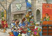 Petit banquet entre proche