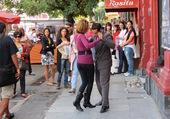 Tango dans la rue