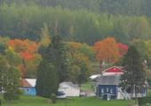 près de Saguenay Québec