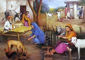 Un autre village indien