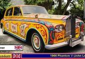 Rolls-Poyce Phantom V J.Lennon