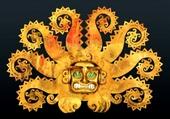 Masque du Pérou