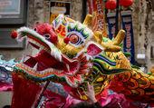 Puzzle Nouvel an chinois à Paris