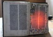 Vieux manuscrit