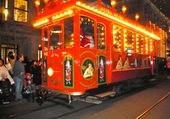 Tramway de Noël