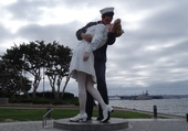 statue de San Diego