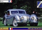 Talbot-Lago T26 GS Barou