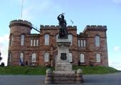 Le chateau d'Inverness