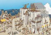 La construction d'une cathédrale