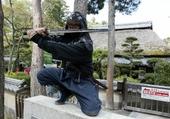 Un Ninja de 74 ans