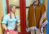 Mannequins d'Amérique du Sud