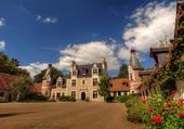 Le château de Troussay