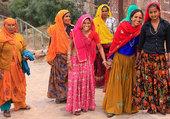 village authentique du rajasthan
