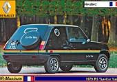 Renault 5 Le Car Van Heuliez