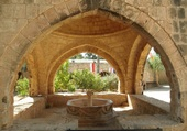 Fontaine monastère d'ayia napa
