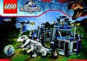Puzzle indominus rex jurassic world de samuel