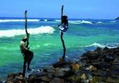 Pêcheurs de Weligama