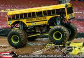 higher education monster truck