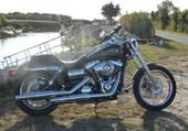 Harley-Davidson Super Glide 110th