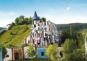 Puzzle Centre thermal de Hundertwasser