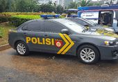 auto police indonesie