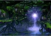 Puzzle Forêt féérique