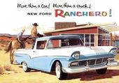 publicité ford ranchero