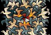 Puzzle Escher