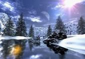 Puzzle Temps hivernal
