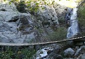 Puzzle cascade St.Vincent