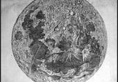 carte lunaire Gassendi