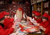 Les listes au Père Noël