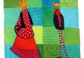 Roi et reine