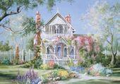 Puzzle maison de reve