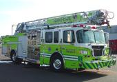 camion de pompier de miami-dade