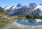 Puzzle Petit lac sur le plateau d'Emparis