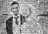 Puzzle Mosaic photo