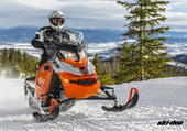 Puzzle motoneige ski-doo