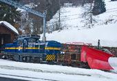 locomotive chasse neige